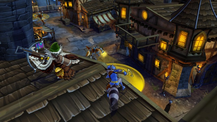 Sly Cooper Thieves in Time video game wallpapers Wallpaper 133 of