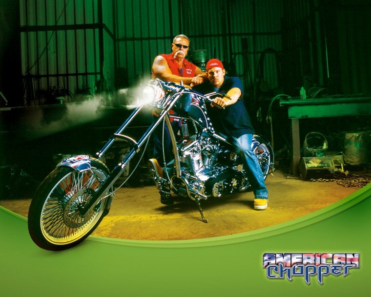 American chopper   Orange County Choppers Wallpaper 124425