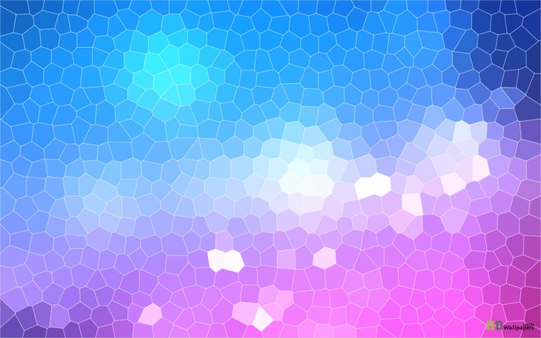 Light Blue and Pink Background HD Wallpaper