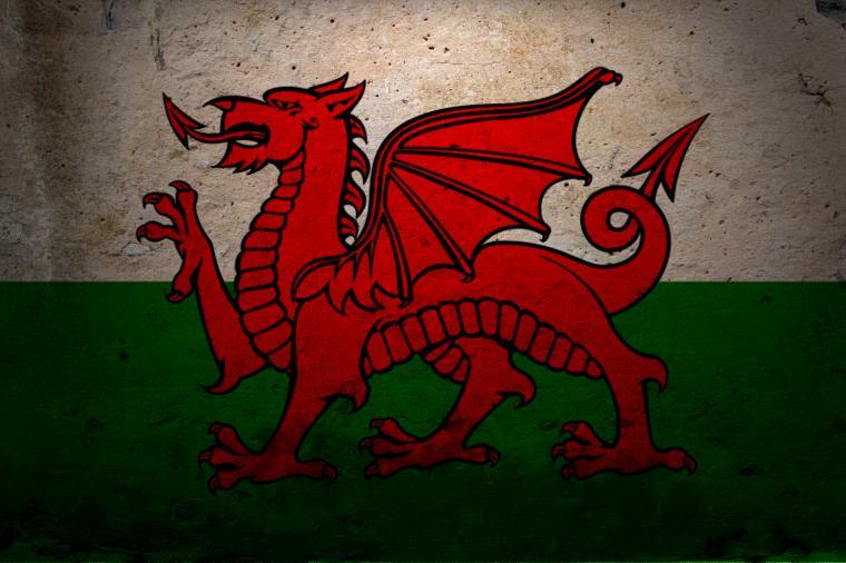 Flag wales dragon wallpaper   ForWallpapercom