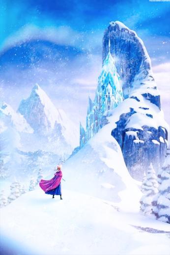 Princess Anna Frozen Phone Wallpaper