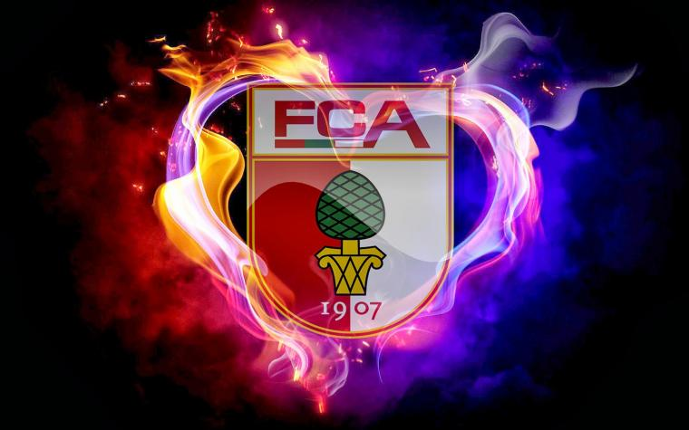 FC Augsburg Football Club Logo Picture 6478   Ongur