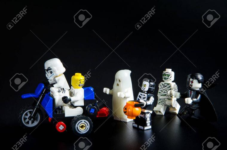 Nonthabure Thailand   August 23 2016 Lego Star Wars