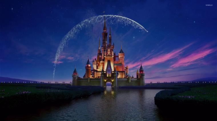 Disney castle wallpaper   Cartoon wallpapers   31399