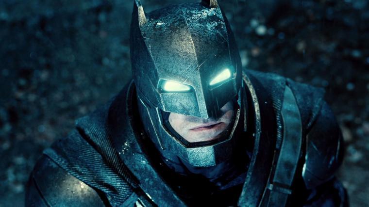 Batman Metal Armour in Batman v Superman Dawn of Justice Wallpaper