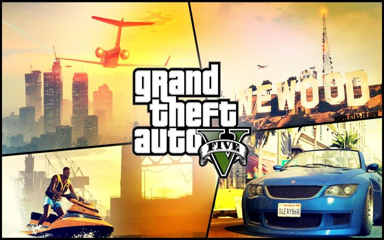 GTA 5 Download Grand Theft Auto 5 Game for PC