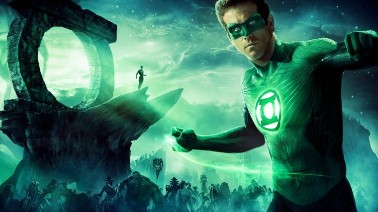 Green Lantern 2011 Movie Wallpapers HD Wallpapers