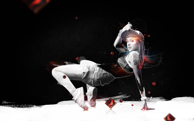 Dance W Dance desktop wallpaper