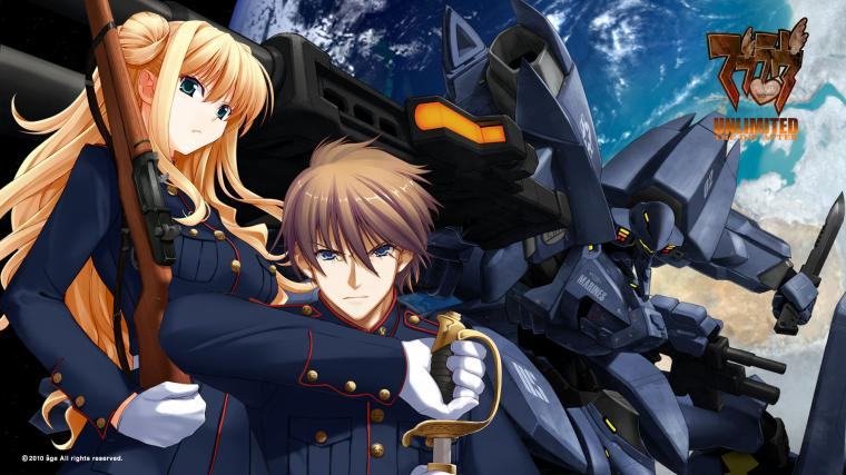 Muv Luv Alternative Chronicles HD Wallpaper 244023   Zerochan