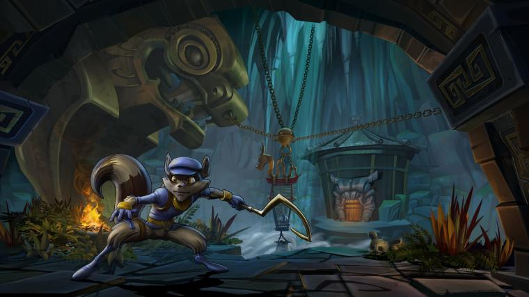 Sly Cooper Thieves in Time Wallpaper in 1920x1080