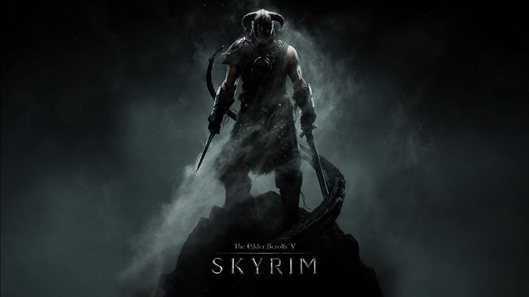 Wallpaper the elder scrolls v skyrim dragonborn warrior skyrim