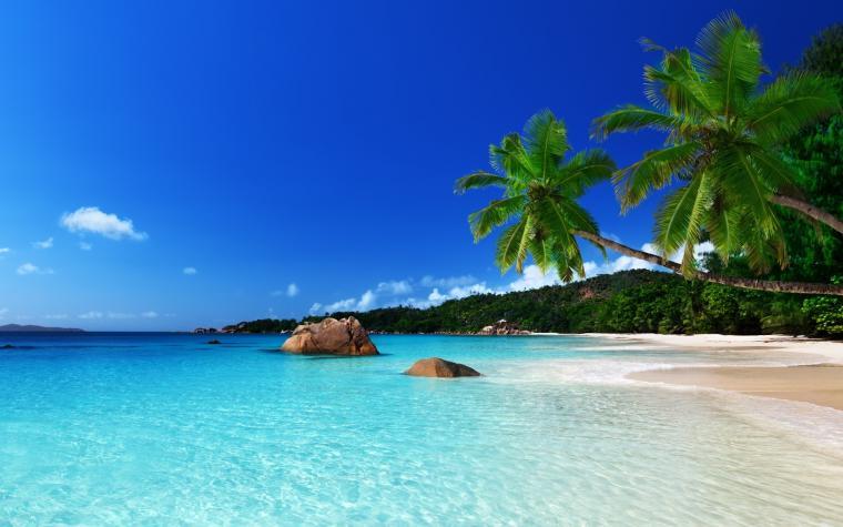 Top Tropical Island Desktop Wallpapers