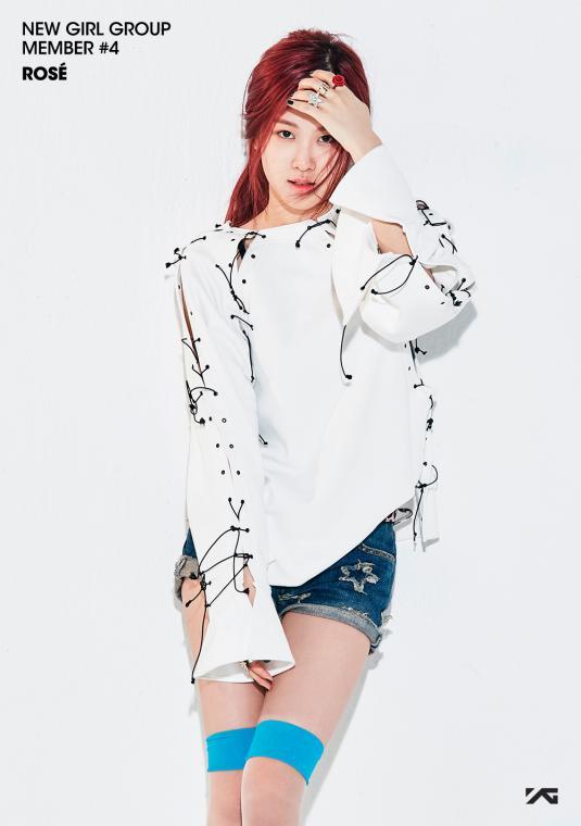 Rose BLACKPINK Black Pink YG   TVQC