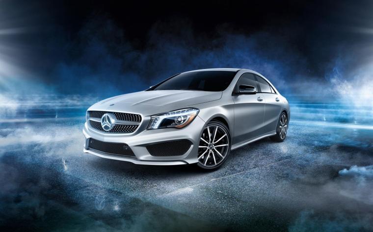 2016 Mercedes Benz CLA Class Wallpapers [HD]   DriveSpark