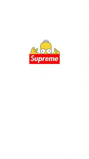 wallpaper simpsons supreme   Image by Min Sae Yeon