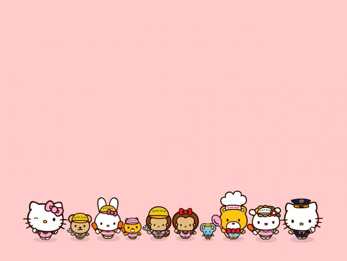Hello Kitty wallpapers HD for desktop backgrounds