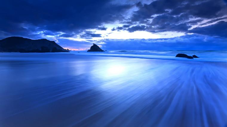 Ocean Blue wallpaper 144977