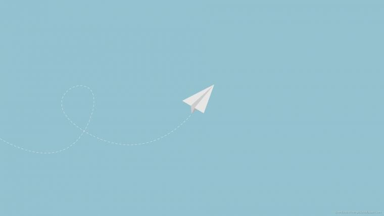 plane minimal flying paper wallpaper wallpapers miscellaneous