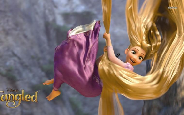 Rapunzel wallpaper   Cartoon wallpapers   499