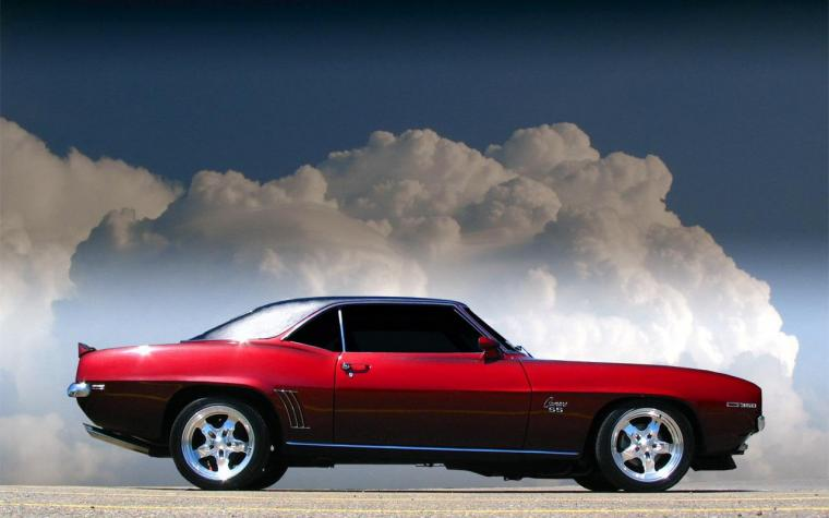 american muscle wallpaper