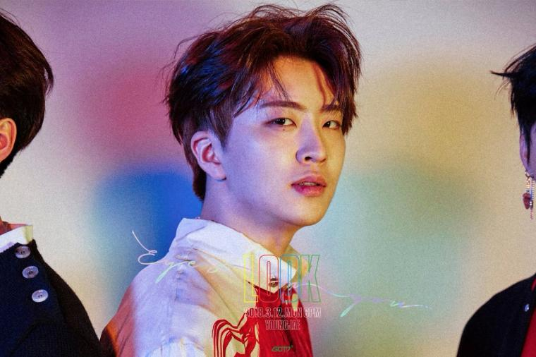 Got7s youngjae is lookin fine in eyes on you teaser images