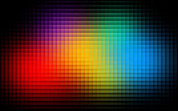 2048x1152 Gaming Wallpaper Colorful pixels wallpaper