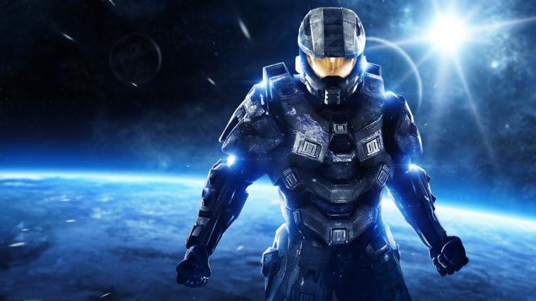 Halo Master Chief   Desktop Wallpaper by Trinexz