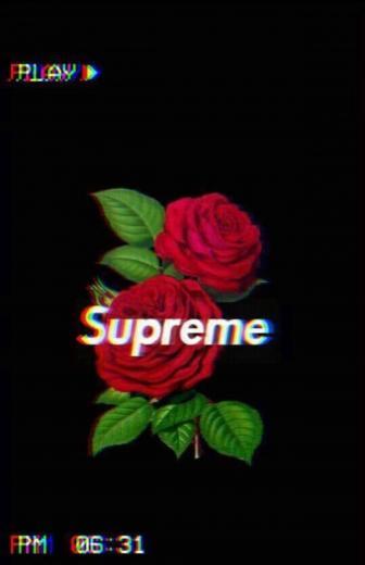 Follow me Buseakan supreme Hypebeast wallpaper Supreme
