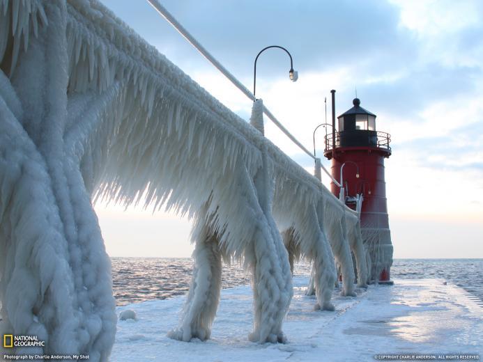 Michigan Photo Winter Wallpaper National Geographic Photo of