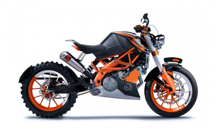 KTM Duke 125 wallpaper   Motorcycle wallpapers   5176
