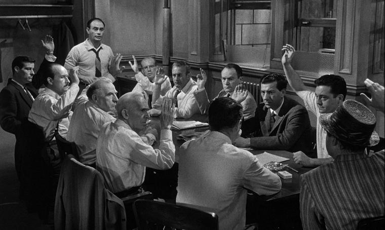 Twelve Angry Men Wallpaper and Background Image 1802x1078 ID