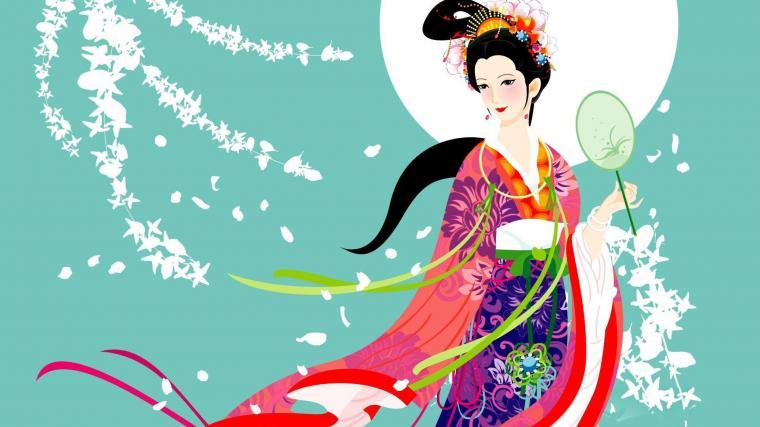 Geisha HD Wallpaper 1920x1080 Geisha HD Wallpaper 1920x1200