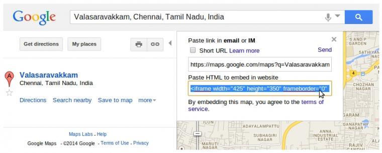 google map as background2jpg