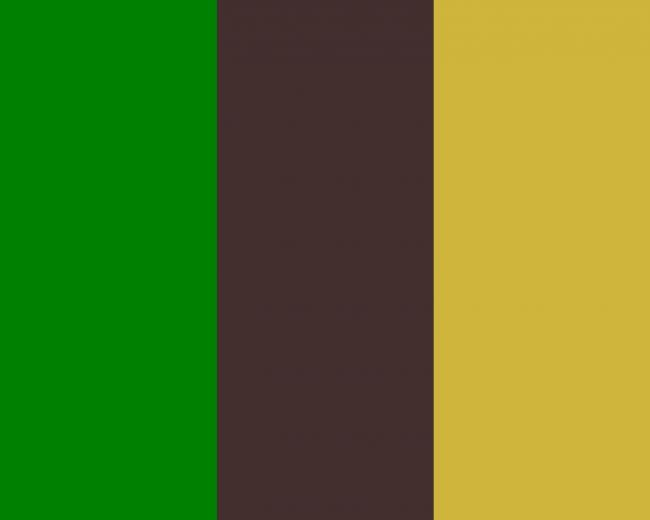 1280x1024 resolution Office Green Old Burgundy and Old Gold