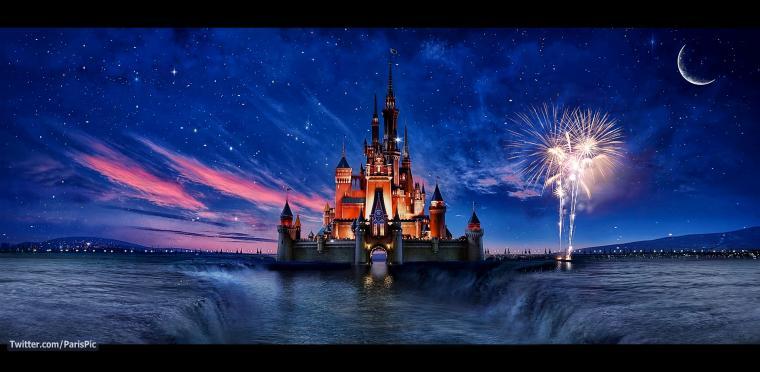 Disney Castle Wallpaper Hd Wallpapers
