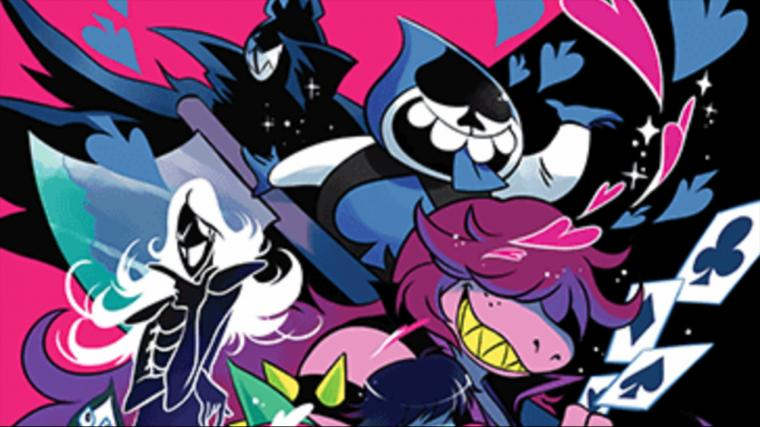 First Deltarune Merchandise Revealed   IGN