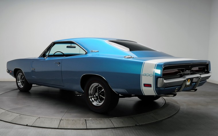 Classic American muscle car American classic muscle car background