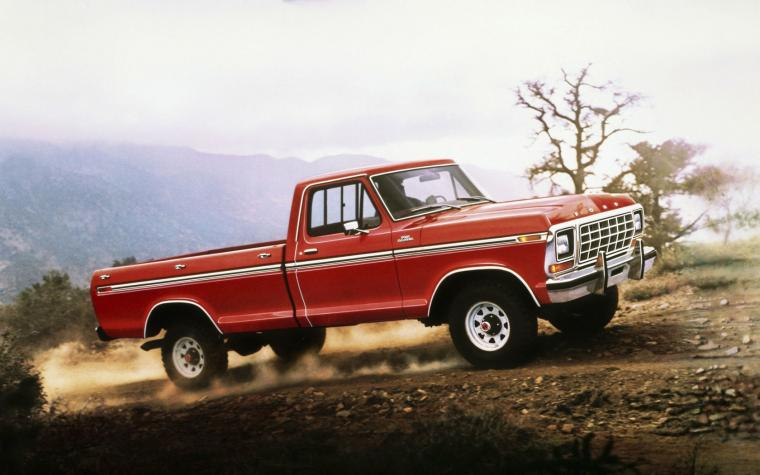 Ford F 150 1978 Ranger Car Wallpaper   HD