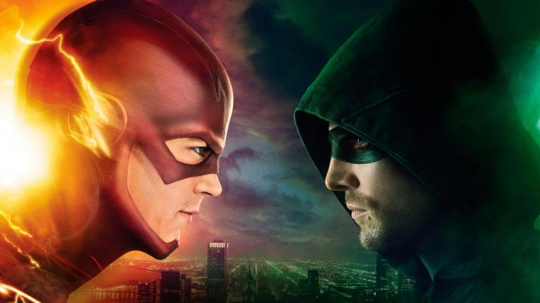 Flash vs Arrow Wallpapers HD Wallpapers