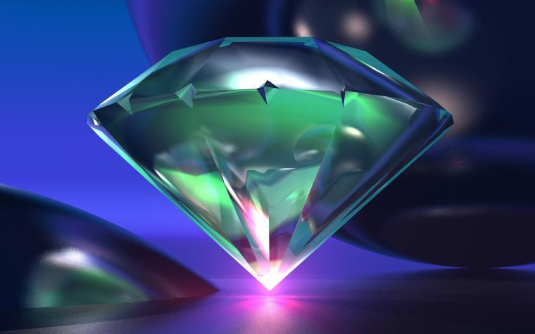 Diamond wallpaper   815728