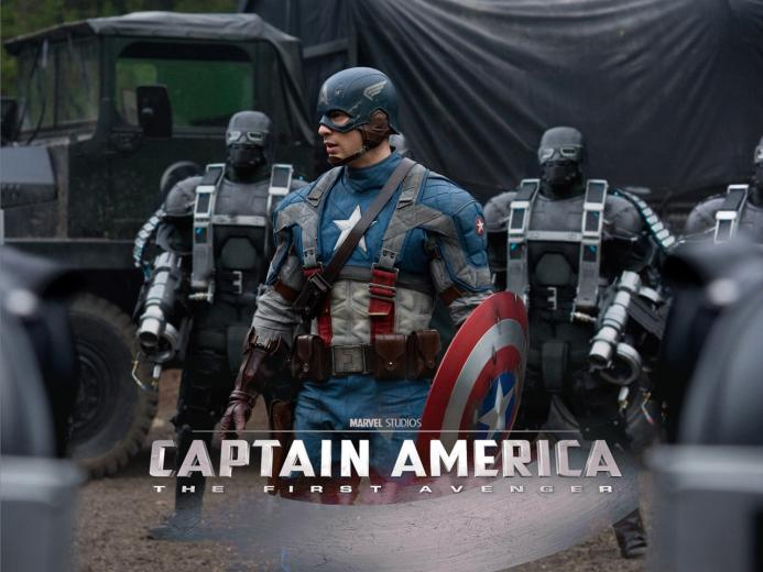 Torrent Captain America The First Avenger computer desktop wallpapers