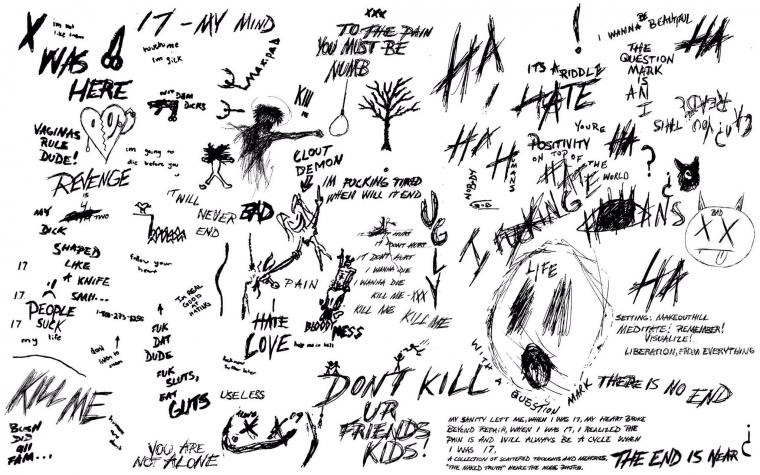 xxx   fanpage on Twitter A wallpaper of xxxtentacions drawings