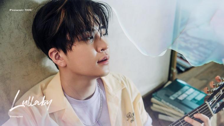Youngjae GOT7 Lullaby Present You 4K 23846