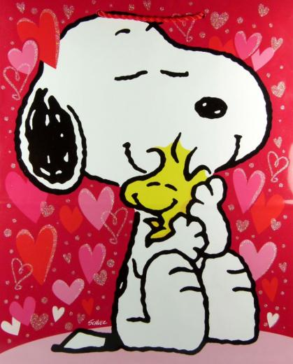 Snoopy Valentine s Day Gift