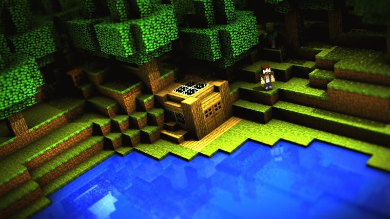 Minecraft Wallpaper loopelecom