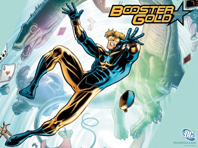 Booster Gold Wallpaper 6   1024 X 768 stmednet