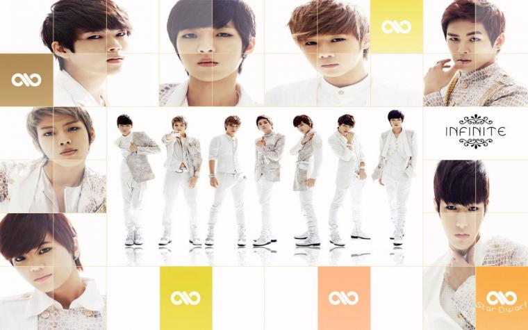 INFINITE   Kpop Wallpaper 35918716