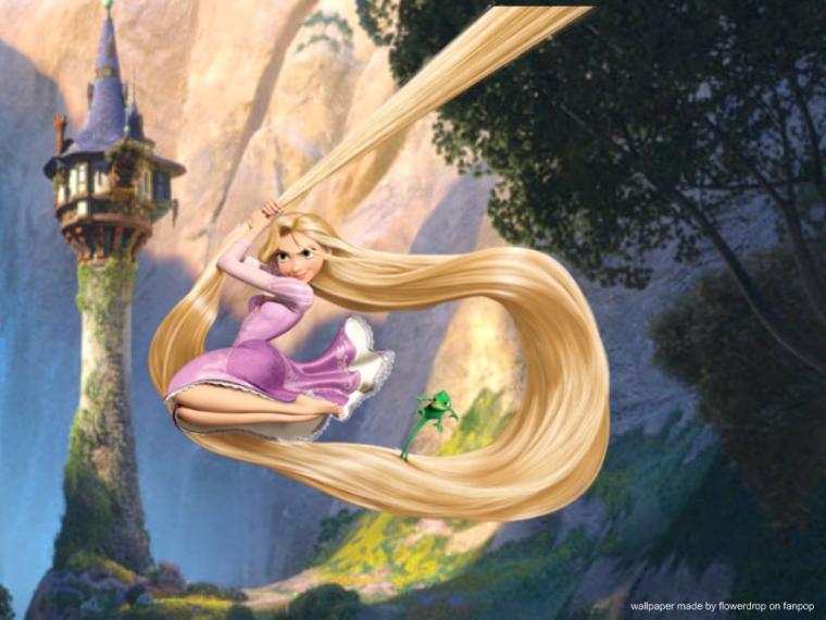 Rapunzel Wallpaper   Disney Princess Wallpaper 28959161