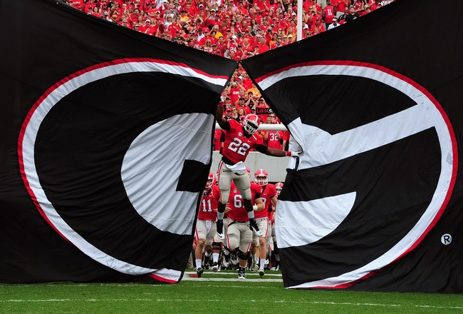 Georgia Football Grading All 22 Starters from the Ole Miss Game