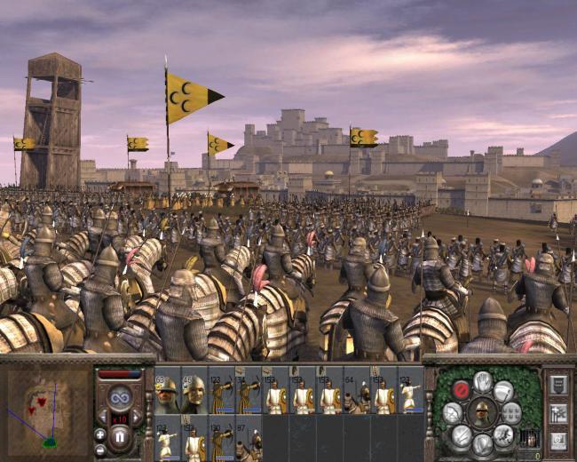 Medieval II Total War Wallpapers Screenshots